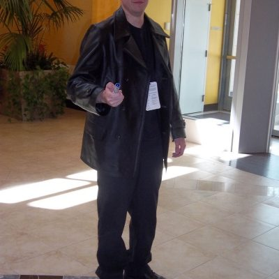 Ninth Doctor Cosplay