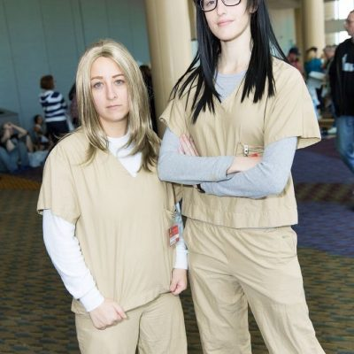 Piper Chapman Cosplay