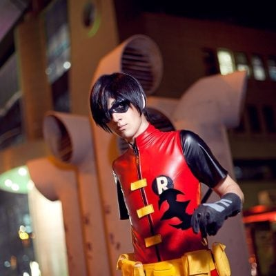 Robin - Young Justice