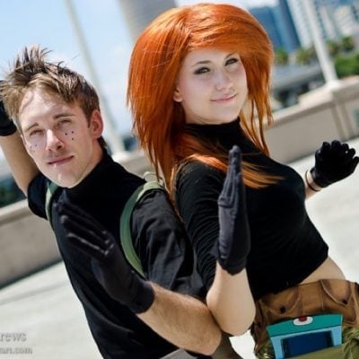 Ron Stoppable Cosplay