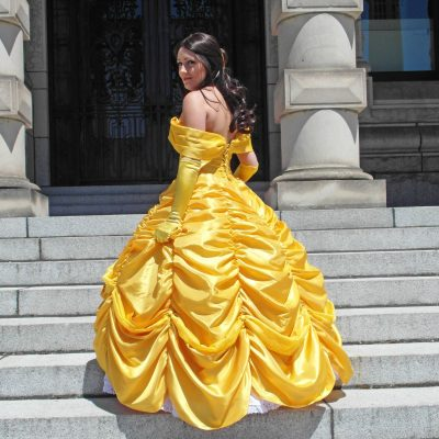 Beauty and the Beast Belle Cosplay Guide