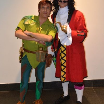 Captain Hook Costume Guide from Peter Pan