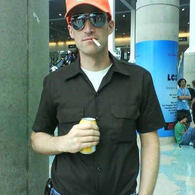 Dale Gribble from King of the Hill Cosplay