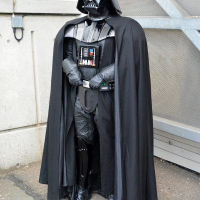 Costume Ideas for Darth Vader the Sith Lord from Star Wars