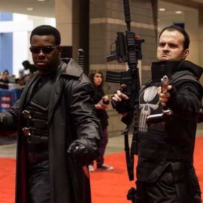 Frank Castle as The Punisher - Cosplay Inspiration