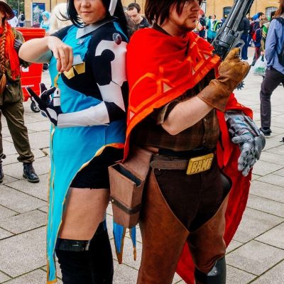Jesse McCree Overwatch Cosplay How To