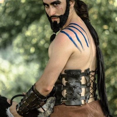 Khal Drogo Costume from The Game of Thrones