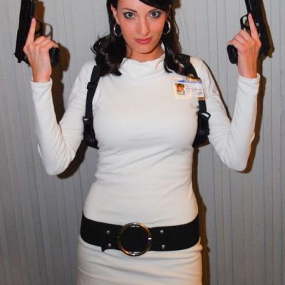 Lana Kane Cosplay Inspiration from Archer
