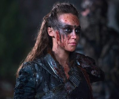 Lexa - The Commander