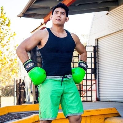 Little Mac Cosplay from Nintendo Punch Out!!