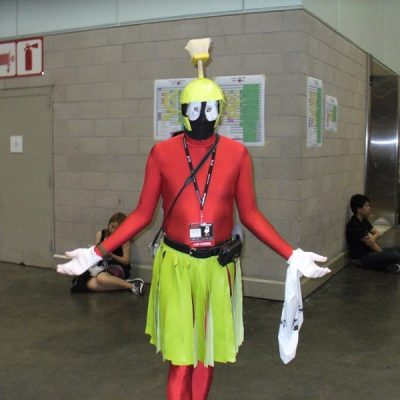 Marvin the Martian Costume Ideas from Looney Tunes