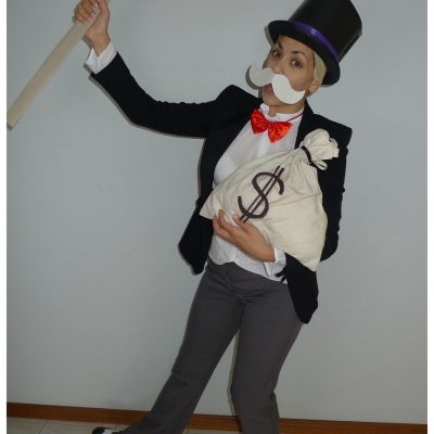 Rich Uncle Pennybags Mr Monopoly Cosplay Ideas