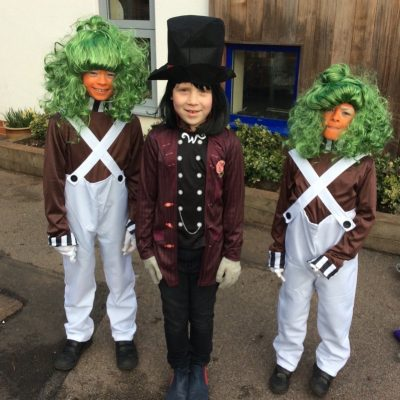 Oompa Loompa Costume Ideas - Willy Wonka and The Chocolate Factory