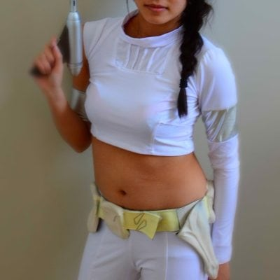 Padme Amidala Star Wars Cosplay