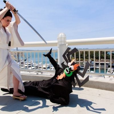 Samurai Jack on Cartoon Network Cosplay Guide