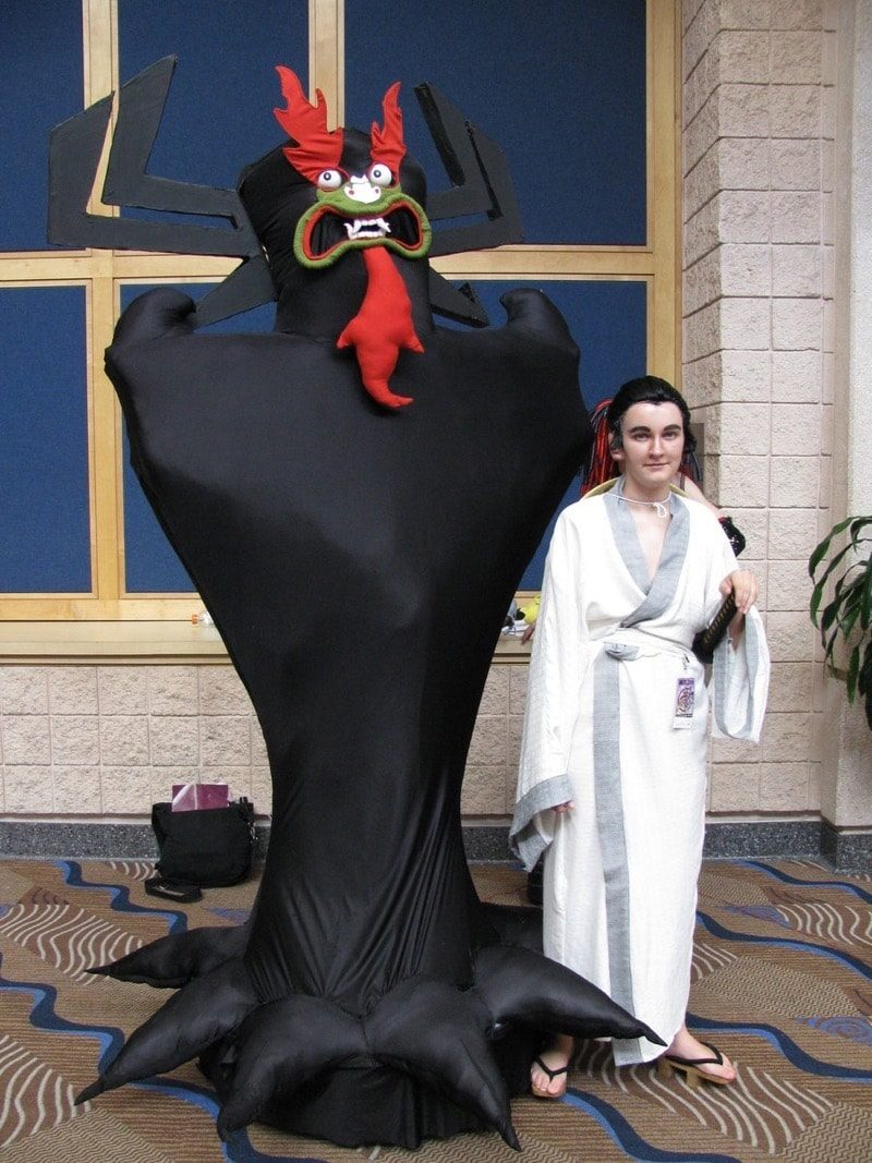 Dress Like Samurai Jack Costume Halloween And Cosplay Guides