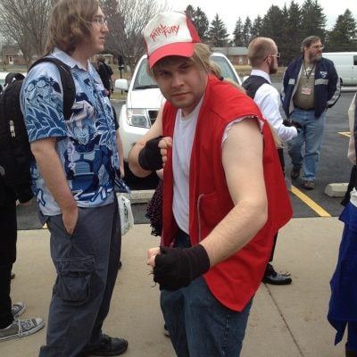 Terry Bogard from Fatal Fury - Cosplay Inspiration