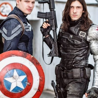 The Winter Soldier Costume Guide from Marvel's Captain America