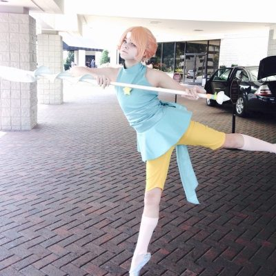 Young Pearl Steven Universe Cosplay Inspiration