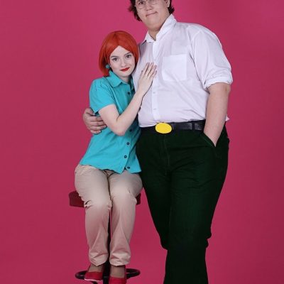 Lois Griffin from Fox's Family Guy - Cosplay Inspiration