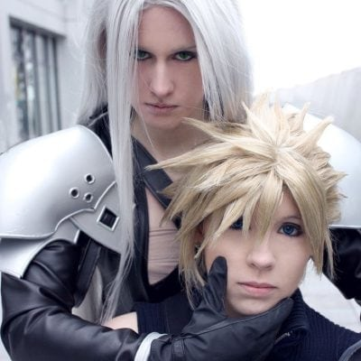 Sephiroth from Final Fantasy VII - Cosplay Inspiration
