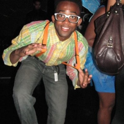 Steve Urkel from Family Matters - Costume Inspiration