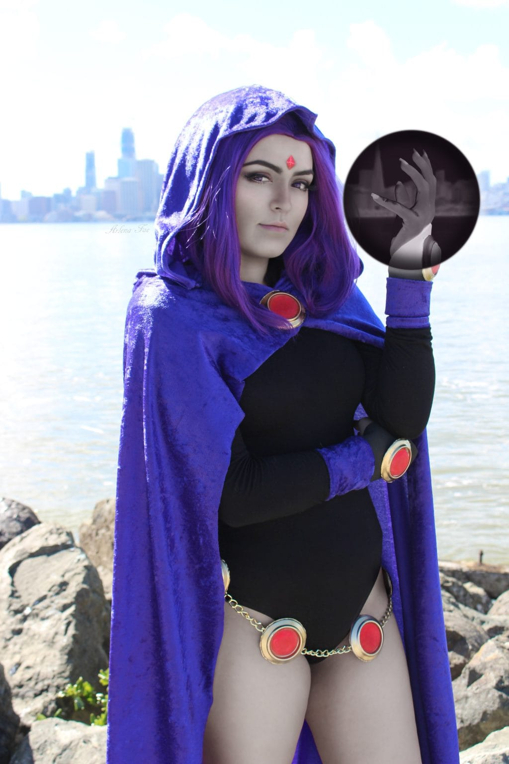 Dress Like Raven Costume  Halloween And Cosplay Guides-8475