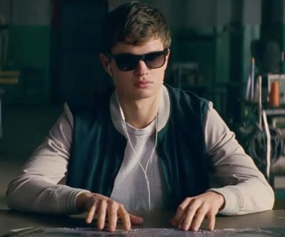 Baby Driver Costume
