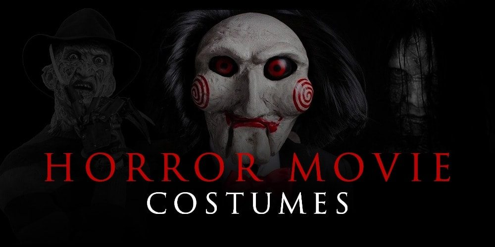 Best Scary Horror Movie Costumes in 2018