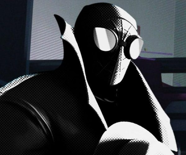 61157d6d69f Dress Like Spider-Man Noir (Into the Spider-Verse) Costume ...