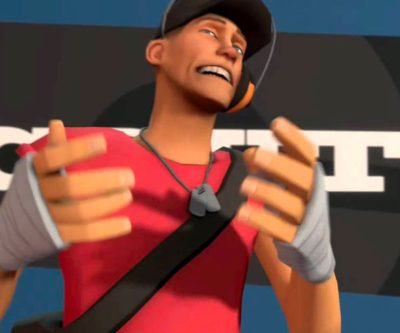 TF2 Scout Costume
